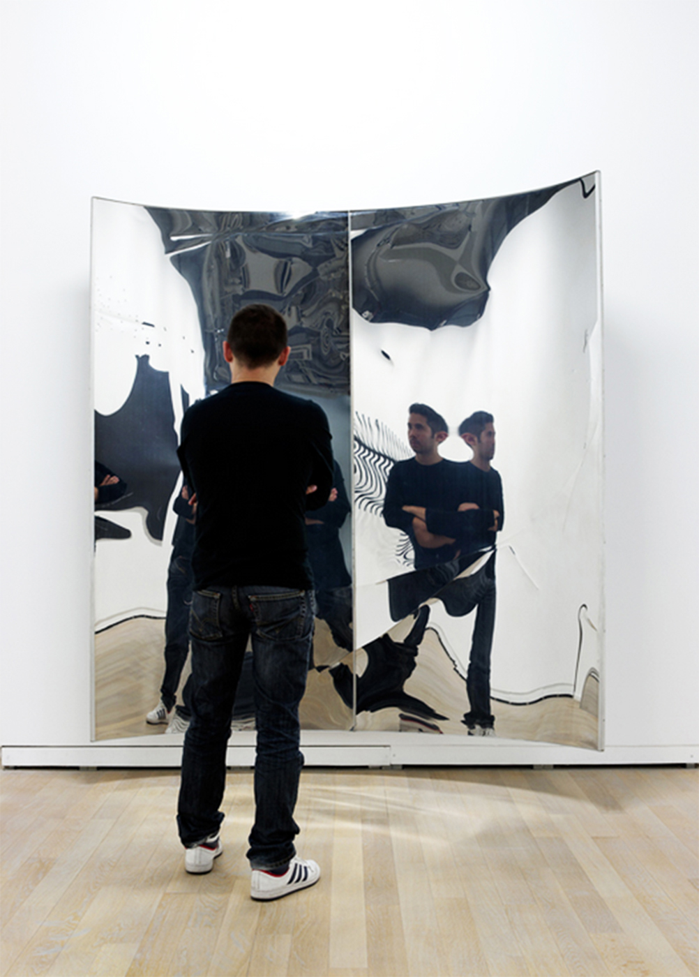Lars Fredrikson / Estate  - Exhibition view - The Mystery Spot - Fondation d'entreprise Ricard, 2012