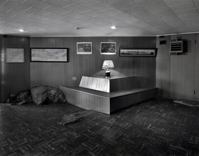 Lynne Cohen / Estate  - Captain's lounge, 1974