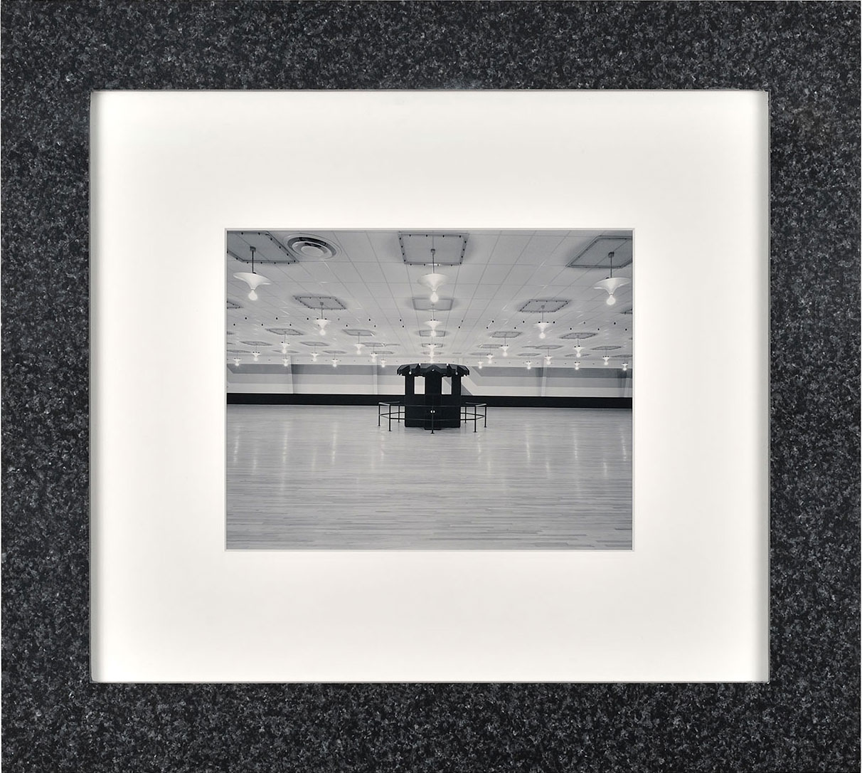 Lynne Cohen / Estate  - Skatadium Skating Rink (OTTAWA), 1978