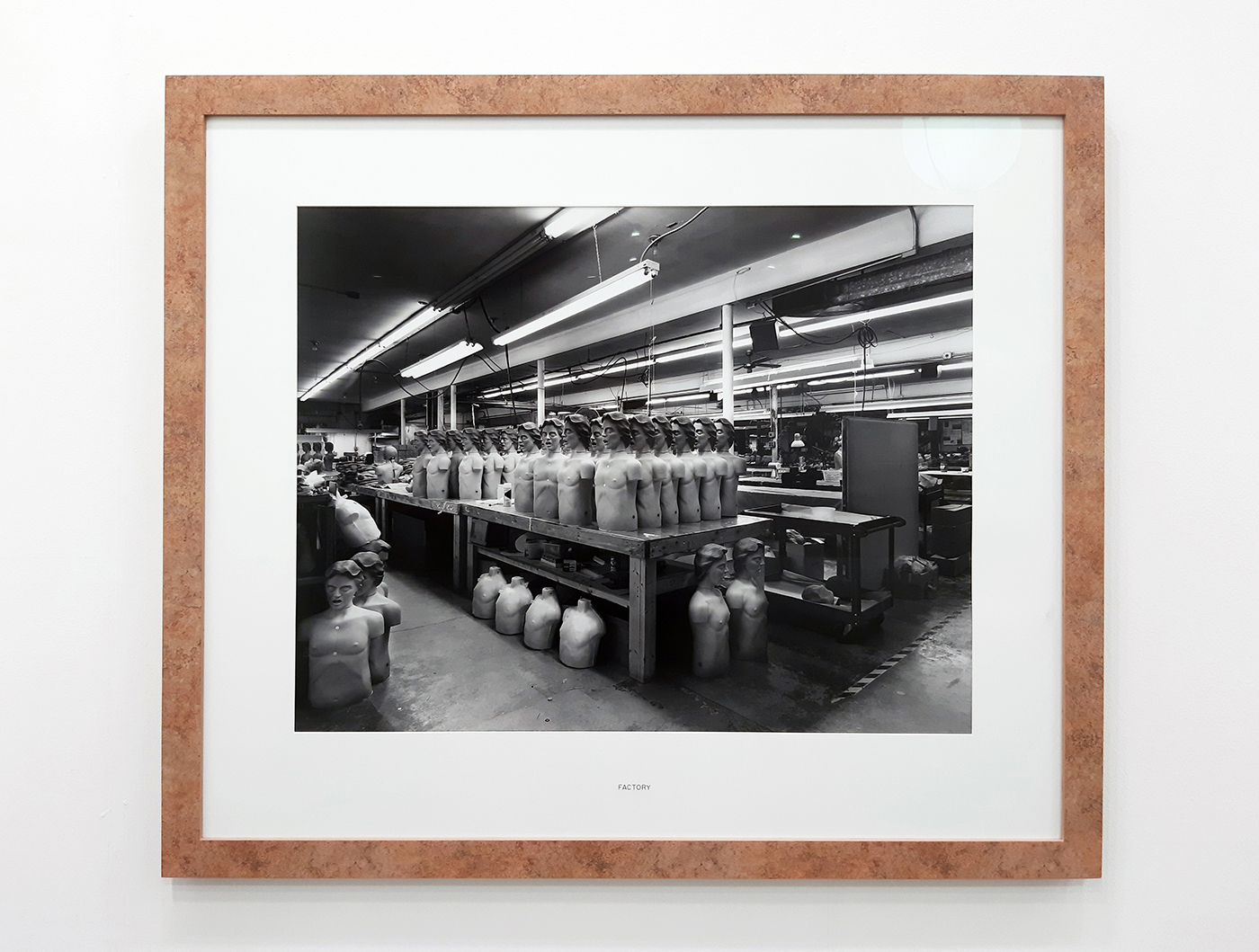 Lynne Cohen / Estate  - Factory, 1994