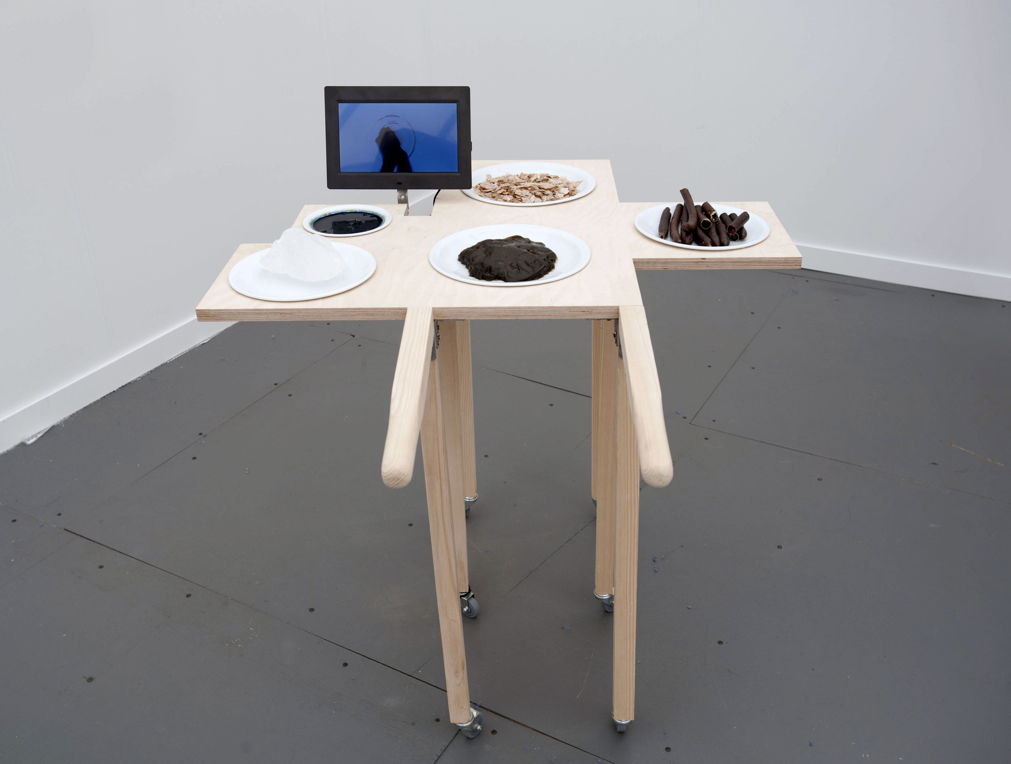 Otobong Nkanga - Contained Measures of Tangible Memories, 2009-2011