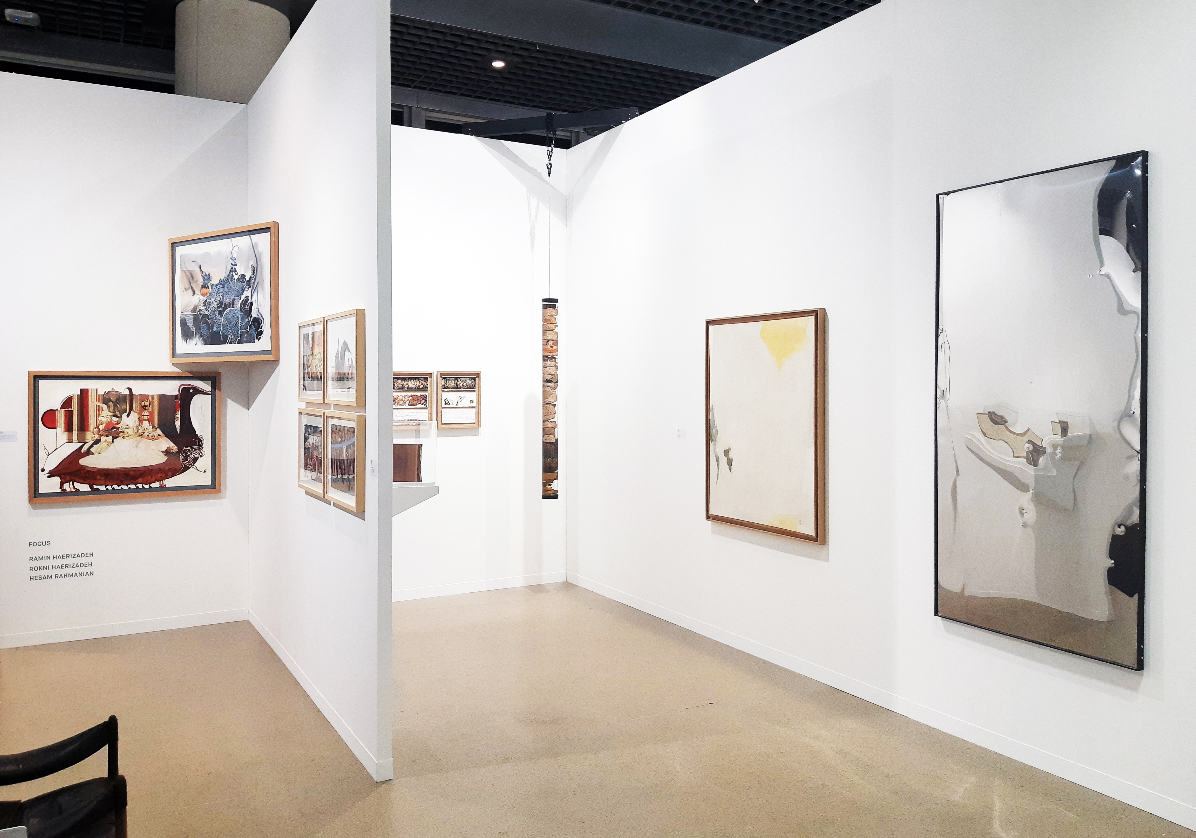 D Art Exhibition In Dubai : Mark dion in situ fabienne leclerc